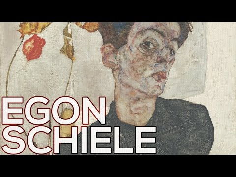 Egon Schiele: A collection of 283 works (HD)