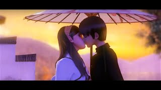 Animated Short Film | Romantic Songs | Daniel Schulz  Turn Back Time Lyrics and Animation Video