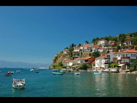 Охрид, св.Наум I Ohrid, sv.Naum, Macedonia (VLOG)