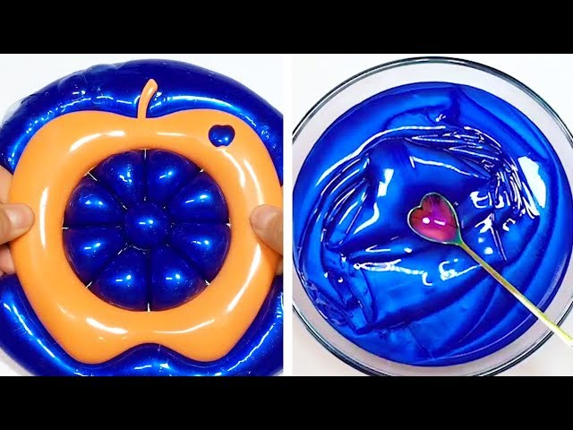 The Most Satisfying Slime ASMR Videos | New Oddly Satisfying Compilation 2019 | 45