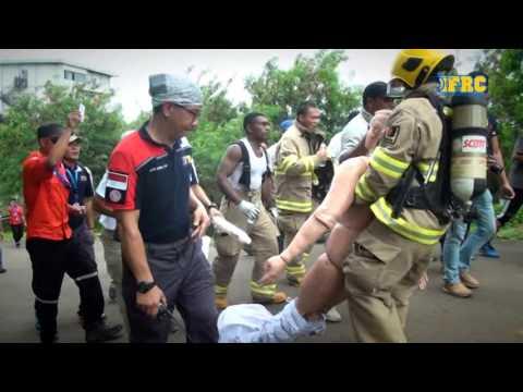 5 tahun Indonesian Fire & Rescue