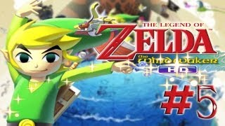 Zelda The Wind Waker HD FR WII U 1080p #5