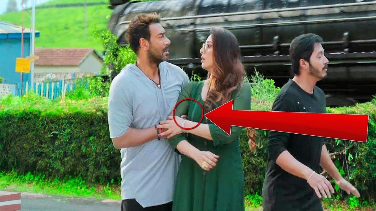 Huge Mistakes Golmaal Again Full Movie 2017 Golmaal Again Movie Funny Mistakes Ajay Devgan Tabu