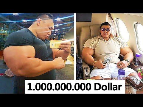 Ein Tag im Leben des reichsten Bodybuilders der Welt