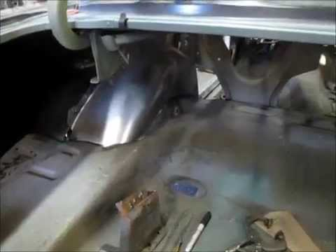 1968 Camaro Mini Tub Install Part 3 Youtube