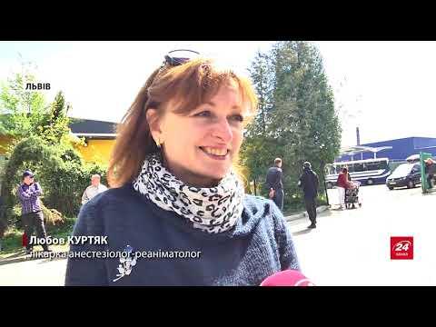 24 Канал: Порошенко у Львові
