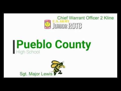 Pueblo County High School JROTC 2019