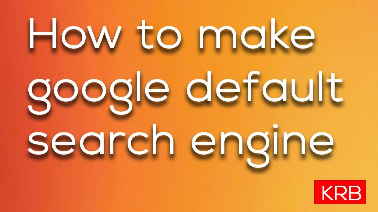 How to Create a Search Engine Friendly Website ...
