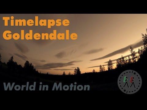 Breathtaking Nature Timelapse | Starlapse - Goldendale, Washington