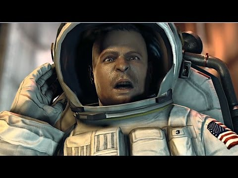 Dead Rising 3 - Diego The Astronaut [Chapter 5 Boss]