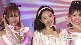2018 TWICE K-POP CONCERT ON GUAM - Yes or Yes !