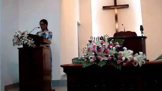 Chi Hoa Cầu nguyện đáp ứng lời Chúa- HTTL Thanh Đa- Lễ 19g15 04032012