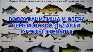 Водохранилища и озера Кемеровской области. (рыбалка и рыбы)