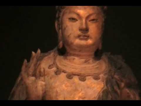 Bodhisattva - Chinese Standing Buddha