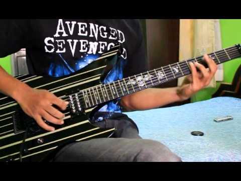 Avenged Sevenfold - Second Heartbeat Cover! (LBC Version) [NO MAIN SOLO]
