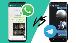 WhatsApp vs Telegram: Welcher Messenger ist besser? I Neuland Duell