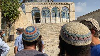 Download Lagu On the Temple Mount: Ascending the Temple Mount on the 855th Anniversary of Rambam's Historic Ascent mp3
