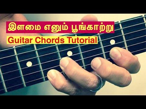 Ilamai enum poongatru chords tutorial