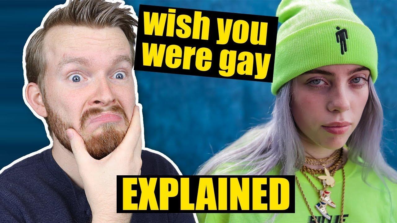 mean gays lyrics