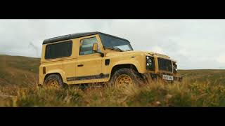 2020 E.C.D. & E.C.C. Land Rover Defender Restomod Als \