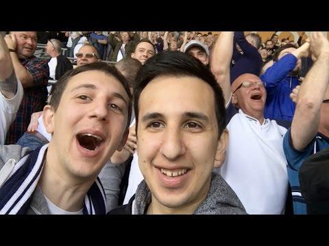 Hull City 1 Tottenham 7 | Harry Kane Takes The Golden Boot Again! | Match-day Vlog