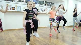 Современные танцы для детей в Медведково