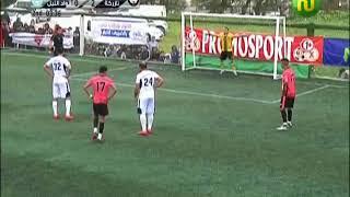 أهداف مباراة تازركة ميني فوت و أولمبيك وادي الليل