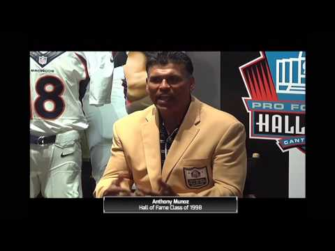 Hall of Famer Friday - Anthony Muñoz