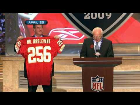NFL Last Draft Pick 2008-2017 (Mr. Irrelevant)