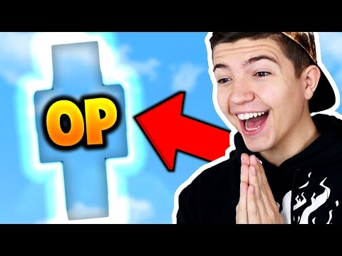 THE NEW OP ITEM? (Minecraft Bed Wars)