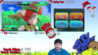 live shiny cutiefly reaction first sun and moon shiny