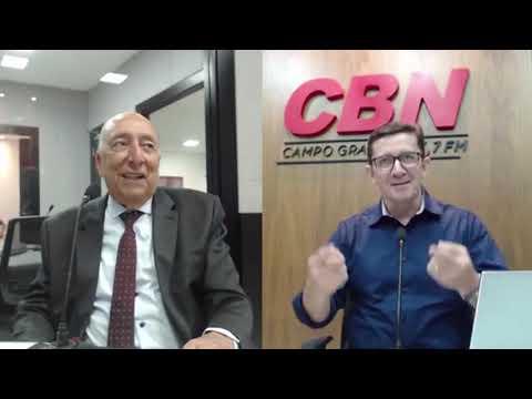 Entrevista CBN Campo Grande: Secretário Especial, Pedro Chaves