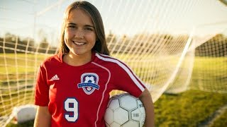 Emily's story: Sudden cardiac arrest on the soccer field