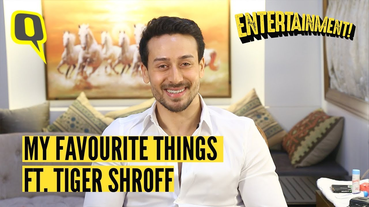Can You Guess Tiger Shroff's Favourite Bollywood Song? | The Quint