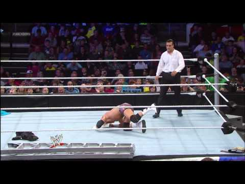 Big E Langston vs. Jack Swagger: SmackDown, May 10, 2013