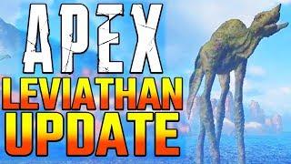 Apex Legends Update on Leviathans Invading Map