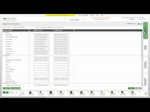 Accounting & Payroll: Integration Steps