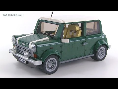 lego creator 10242 mini cooper mk vii set review youtube. Black Bedroom Furniture Sets. Home Design Ideas
