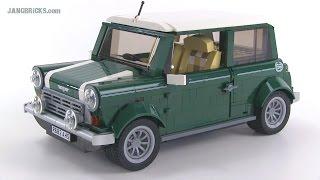 видео Купить Лего 10242 Mini Cooper MK VII (Lego Creator)