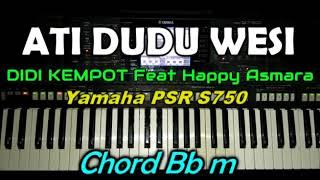 Didi Kempot Feat Happy Asmara Ati Dudu Wesi Karaoke By Saka