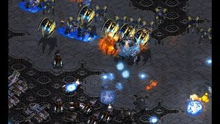 Rain (P) v Rascal (T) on Circuit Breakers - StarCraft  - Brood War REMASTERED