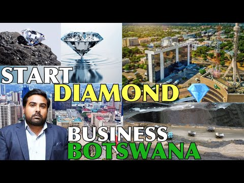 Start Your Own Diamond Mining in BOTSWANA. Learn How to Become Millionaire.