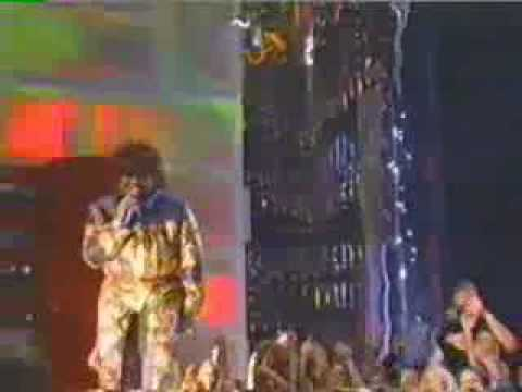 Missy Elliot Feat Nelly Furtado Ludacris And Trina Get Your Freak On Remix Live MTVV ideo Music Awards