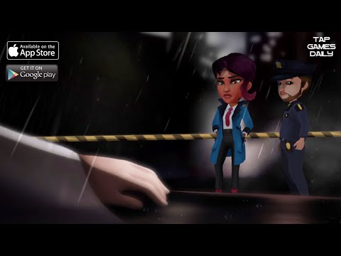 DETECTIVE JACKIE - MYSTIC CASE - iOS | ANDROID
