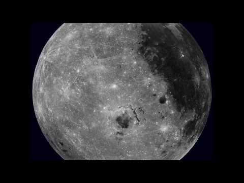 La Lune comme vous ne l'avez jamais vu !