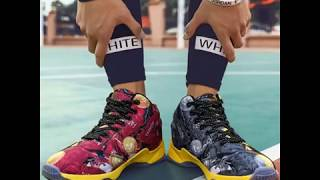 3D Mixed Color Basketball Shoes|Original|New Year Best Deal