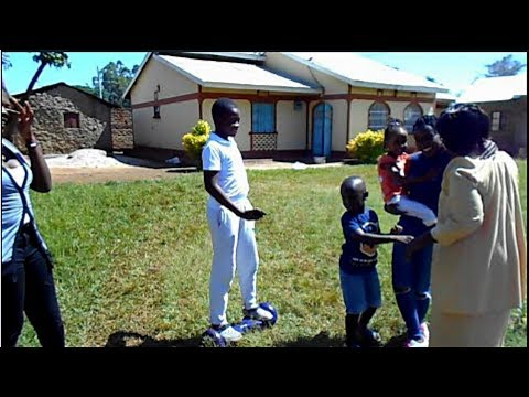KENYA TRAVEL VLOG PART TWO | Meeting my family