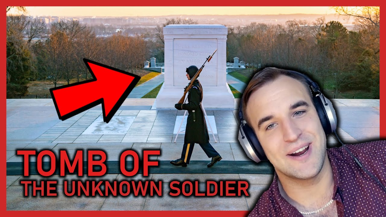 Estonian reacts to Tomb of the Unknown Soldier by Simple History