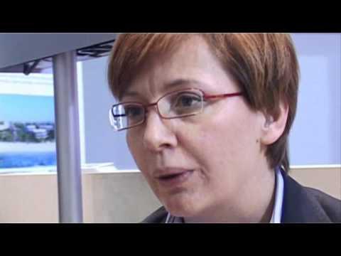 Anabela Radosevic, Director of Sales & Marketing, Jebel Ali International Hotels @ ITB Berlin 2011
