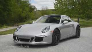 MotorWeek | Road Test: 2015 Porsche 911 Carrera 4 GTS Coupe